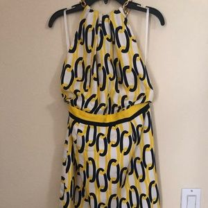 Milly of New York halter dress